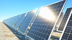 Green energy Stock Footage