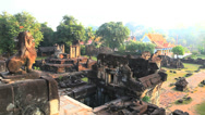 Stock Video Footage of Bakong temple in siem reap, cambodia