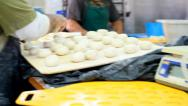Stock Video Footage of baking rolls