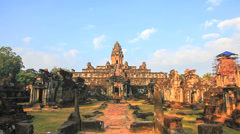 Bakong temple Stock Footage