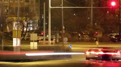Budapest Hungary Timelapse 21 Stock Footage
