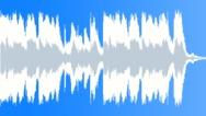 Stock Music of seamless music loop - haunting piano
