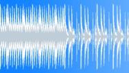 Stock Music of seamless music loop - cartoon edition