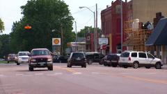 Crescent, OK Stock Footage