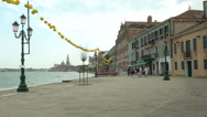 Stock Video Footage of Giudecca 05