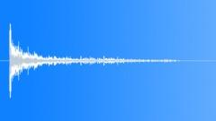 Big Metal Impact 3 Sound Effect