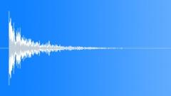 Big Metal Impact 4 Sound Effect