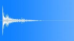 Big Metal Impact 7 Sound Effect