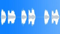 Sale On Now - British Male Voice - sound effect