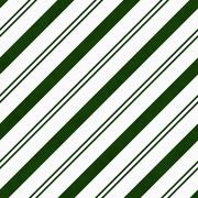 hunter green diagonal striped textured fabric background - stock illustration