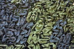 Camouflage net background Stock Photos