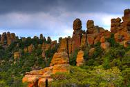 Stock Photo of chiricahua national monument