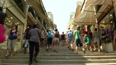 Ponte Rialto 04 Stock Footage