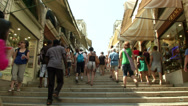 Stock Video Footage of Ponte Rialto 04