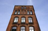 Stock Photo of Germany, Lower Saxony, Hannover-List, brick house