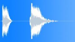 Battle war - 2 heavy blade attacks Sound Effect