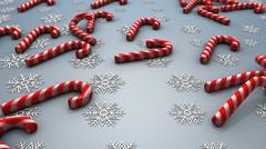 Xmas background animation, eve, celebration, decoration, season. Stock Footage
