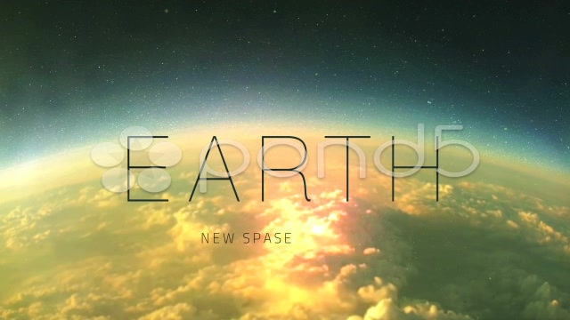 After Effects Project - Pond5 Space Text Trailer Unlimited 33475033