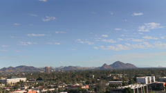 Stock Video Footage of Phoenix Timelapse Arizona