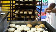 Donuts Stock Footage