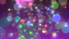 Spots lightlife 4k Stock Footage