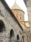 Dadi monastery in Karabakh (Armenia) - stock photo