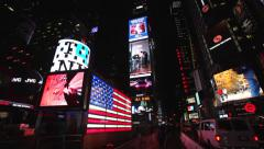 United States of America, USA, New York City 2 Stock Footage