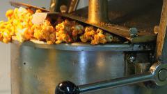 Popcorn Machine Stock Footage