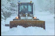 Stock Video Footage of Aspen:Snowmass Footage of SnowCat plowing snow