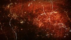 abstract 12 Fast Grunge Earth Tones - stock footage