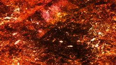 Abstract Background 1 Earth Fire - stock footage
