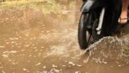Stock Video Footage of River Riding Compilation - Bali