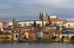 Old Prague, Czech Republic - stock photo