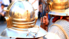 Roman army 61 Stock Footage