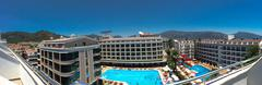 Stock Photo of Hotel Ideal Prime Beach 5 Panorama 16