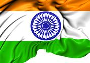 Stock Illustration of flag of india