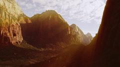 Majestic Rock HD Stock Footage