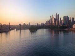 Time lapse Sydney City Awakes CinemaScope PAL Stock Footage