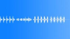 Noisy Percussion Remix Sound Effect