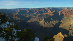 SUNRISE AT HOPI POINT – PANORAMIC (PAN) # 6 Stock Footage