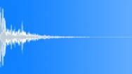 Stock Sound Effects of monster footstep 03