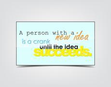 motivational background - stock illustration