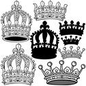 Stock Illustration of Royal Crown