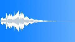 Subtle musical echo 03 Sound Effect