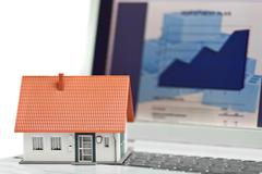 home financing - stock photo