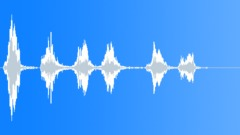 Mutt dog barking - sound effect