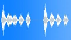 Old killer dog barking - sound effect