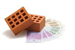 mortgaging - stock photo