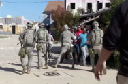 Stock Video Footage of Riot control Military training Exersise