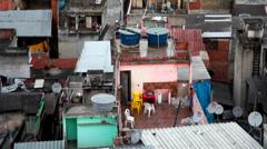 Rio de Janeiro Slum / Favela Stock Footage